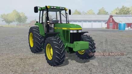 John Deere 7810 USA para Farming Simulator 2013