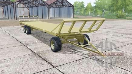 Fliegl DPW 180 multicolor para Farming Simulator 2017
