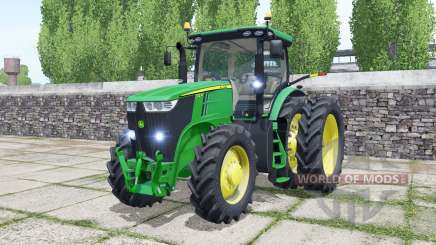 John Deere 7R para Farming Simulator 2017