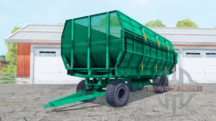 PS-60 Caribe cor verde para Farming Simulator 2015