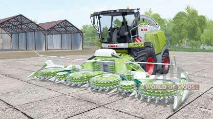 Claas Jaguar 980 android green para Farming Simulator 2017