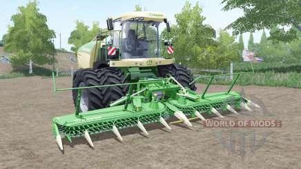 Krone BiG X 2015 design selection para Farming Simulator 2017