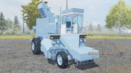 A COP-6 para Farming Simulator 2013