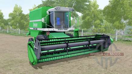 Deutz-Fahr TopLiner 4080 HTS with header para Farming Simulator 2017