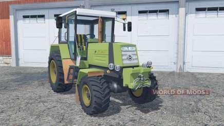 O progresso ZƬ 323-UM para Farming Simulator 2013