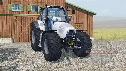 Hurlimann XL 130 change wheels para Farming Simulator 2013