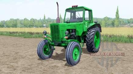 MTZ-80, Bielorrússia móvel elementos para Farming Simulator 2017