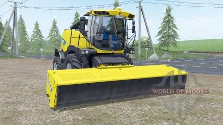 New Holland FR850 wheels selection para Farming Simulator 2017