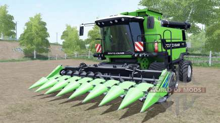 Deutz-Fahr 7545 RTS 2009 para Farming Simulator 2017