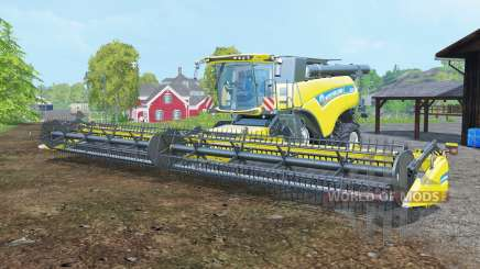 New Holland CR10.90 multi cameras para Farming Simulator 2015
