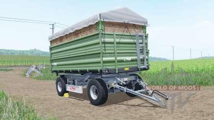 Fliegl DK 180-88 bay leaf para Farming Simulator 2017