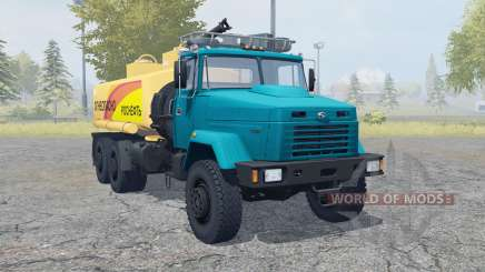O KrAZ-6322 caminhão para Farming Simulator 2013