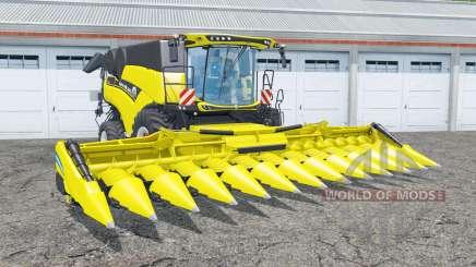 New Holland CR10.90 yellow and black para Farming Simulator 2015