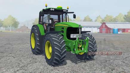 John Deere 7530 Premium moving elements para Farming Simulator 2013
