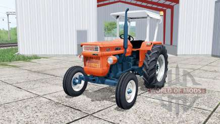 Fiat 400-500 series para Farming Simulator 2017