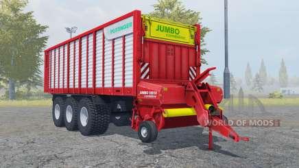 Pottinger Jumbo 10010 Combiline para Farming Simulator 2013