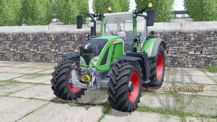 Fendt 722 Vario SCR para Farming Simulator 2017