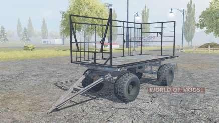 Fortschritt HW 80 ballen para Farming Simulator 2013