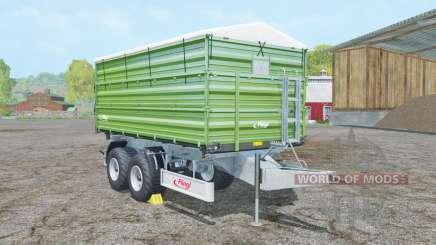 Fliegl TDK 200 high capacity para Farming Simulator 2015