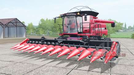 Case IH Axial-Flow 8230 dual front wheels para Farming Simulator 2017