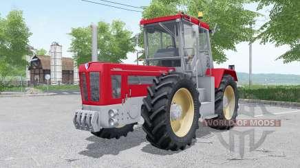 Schluter Super 2500 TVL with weight para Farming Simulator 2017
