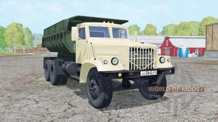 KrAZ-256Б1 elementos animados para Farming Simulator 2015