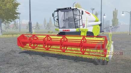 Claas Tucano 440 with header para Farming Simulator 2013