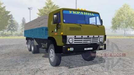KamAZ-53212 para Farming Simulator 2013