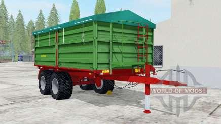 Pronar T683 ɗark verde limão para Farming Simulator 2017