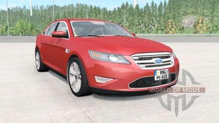 Ford Taurus SHO 2010 para BeamNG Drive