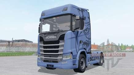Scania S 620 Highline 2017 para Farming Simulator 2017