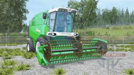 Sampo Rosenlew Comia C6 2012 increased power para Farming Simulator 2015