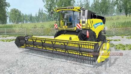 New Holland CR9.90 titanium yellow para Farming Simulator 2015