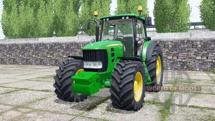 John Deere 6930 Premium islamic green para Farming Simulator 2017