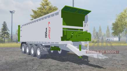 Fliegl ASW 488 Gigant para Farming Simulator 2013
