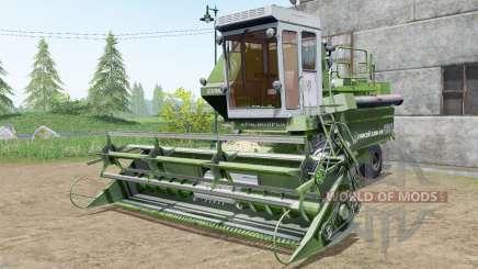Yenisei, 1200-1M de ervas de cor para Farming Simulator 2017