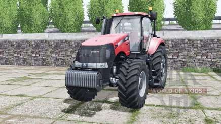 Case IH Magnum 315 CVX imperial red para Farming Simulator 2017