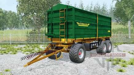 Fuhrmann FF 38000 para Farming Simulator 2015