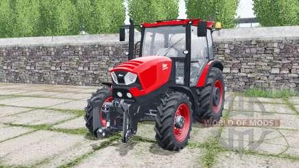 Zetor Major HS 80 2018 para Farming Simulator 2017