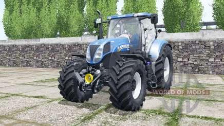 Novo Hollanɗ T7.185 para Farming Simulator 2017