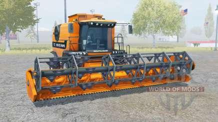 Deutz-Fahr 7545 RTS orange para Farming Simulator 2013