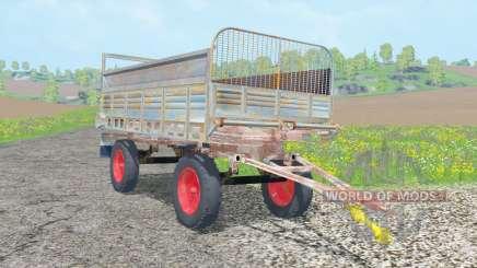 Fortschritt T087 tire selection para Farming Simulator 2015