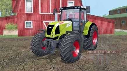 Claas Arion 620 animation doors para Farming Simulator 2015