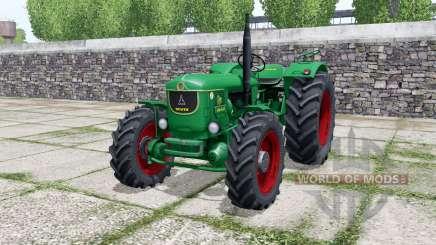 Deutz D 80 05 A munsell green para Farming Simulator 2017