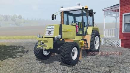 Fortschritt ZT 323-A olive green para Farming Simulator 2013