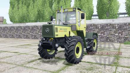 Mercedes-Benz Trac 1100 para Farming Simulator 2017