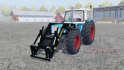 Eicher Wotan II front loader para Farming Simulator 2013