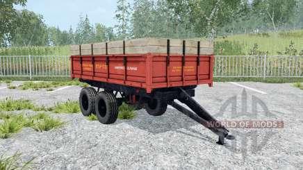 PTU-7.5 corpo para Farming Simulator 2015