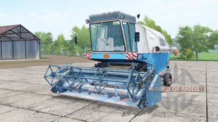 Fortschritt E 512 with header para Farming Simulator 2017
