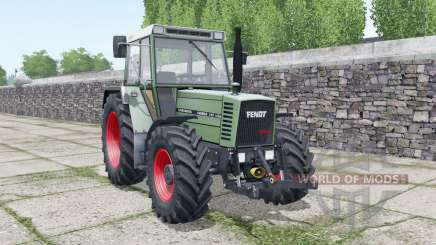 Fendt Farmer 300 LSA Turbomatik para Farming Simulator 2017